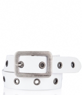 Cowboysbelt Kids Kids Belt 308014 white