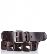 Cowboysbelt Kids Kids Belt 308034 brown
