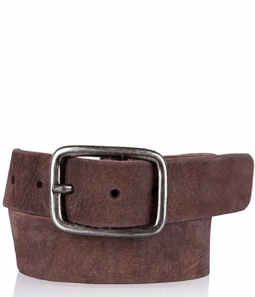 Cowboysbelt Kids  Kids Belt 358045 brown