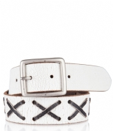 Cowboysbelt Kids Kids Belt 3582014 white