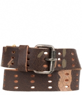 Cowboysbelt Kids Kids Belt 4082003 army