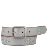 Cowboysbelt Kids Kids Belt 308079 grey