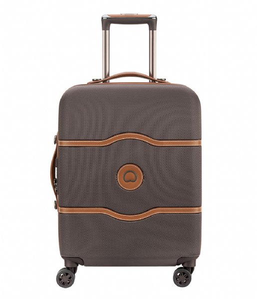 Delsey  Chatelet Air 55 cm chocolat (15)