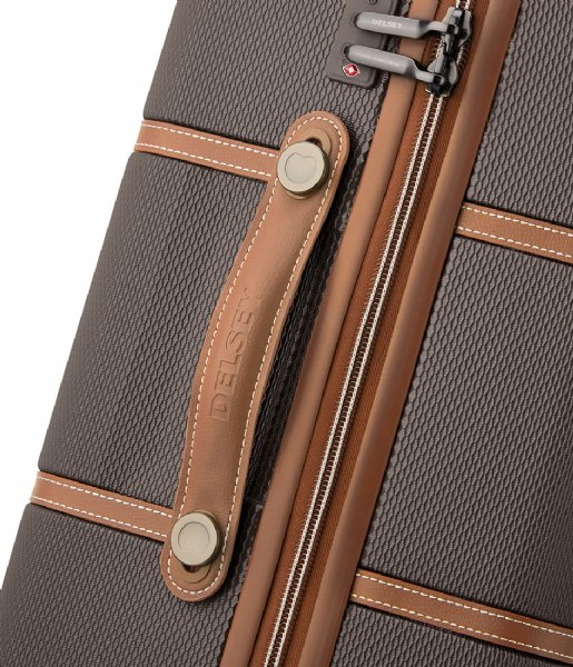 Delsey  Chatelet Air 77 cm chocolat (15)