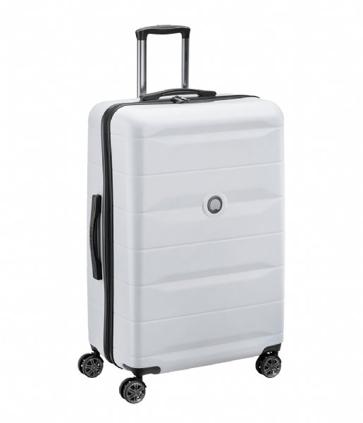 Delsey  Delsey Comete Spinner 77cm Silver Colored Silver