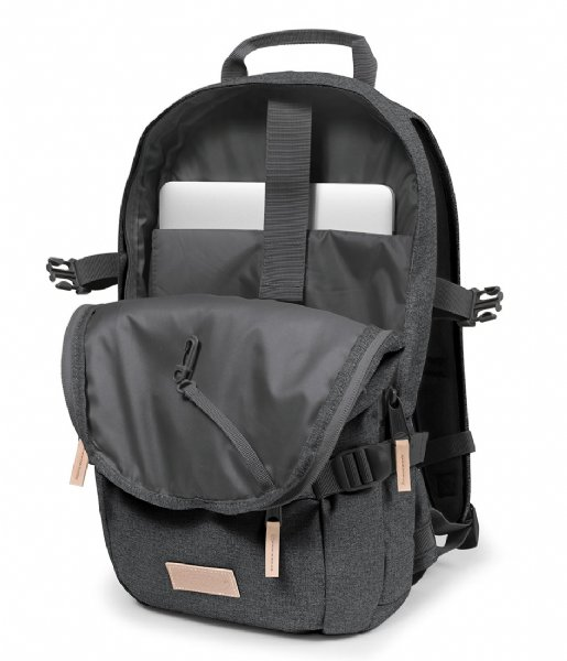 Eastpak  Floid 15 Inch black denim (77H)