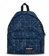 Eastpak Padded Pak R cracked blue (66T)