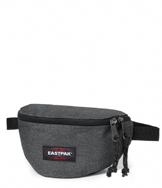 Eastpak Hipsack Springer black denim (77H)