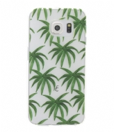 Fabienne Chapot Palm Leaves Softcase Samsung Galaxy S6 Edge leafs