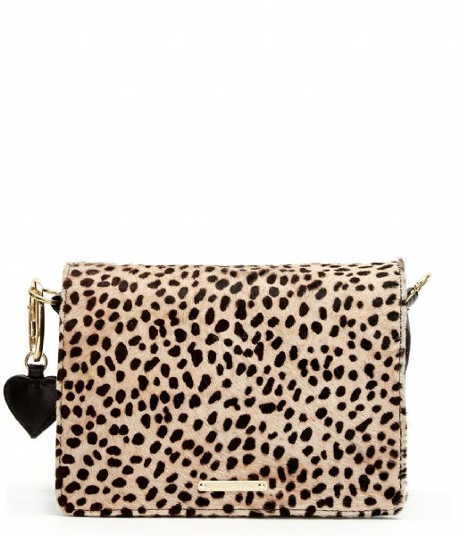 Felice Bag Small Hairy CamelBlack Fabienne Chapot | The