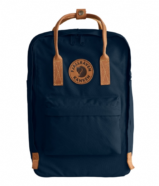 Fjallraven  Kanken No. 2 Laptop 15 inch navy (560)