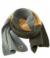 Fjallraven Re-Wool Scarf thunder grey (026)
