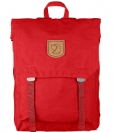 Fjallraven oldsack No. 1 15 Inch red (320)