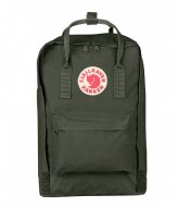 Fjallraven Kanken 15 inch Laptop deep forest (662)