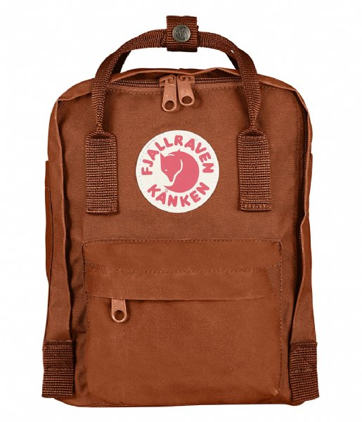 Fjallraven  Kanken Mini brick (164)