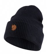 Fjallraven Merino Structure Hat dark navy (555)