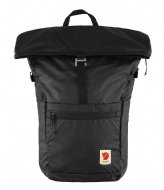 Fjallraven High Coast Foldsack 24 15 Inch Black (550)