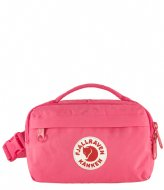 Fjallraven Kanken Hip Pack flamingo pink (450)