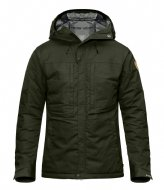 Fjallraven Skogso Padded Jacket deep forest (662)