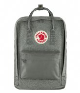 Fjallraven Kanken Re-Wool Laptop 15 Inch granite grey (027)