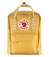 Fjallraven Kanken Mini Ochre­ Chess Pattern (160-904)
