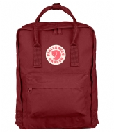 Fjallraven Kanken ox red (326)