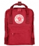 FjallravenKanken Mini deep red (325)