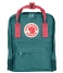 FjallravenKanken Mini frost green peach (664-319)