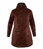 Fjallraven Greenland Winter Parka W maroon (352)