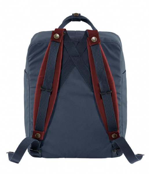 Fjallraven  Kanken Shoulder Pads ox red (326)