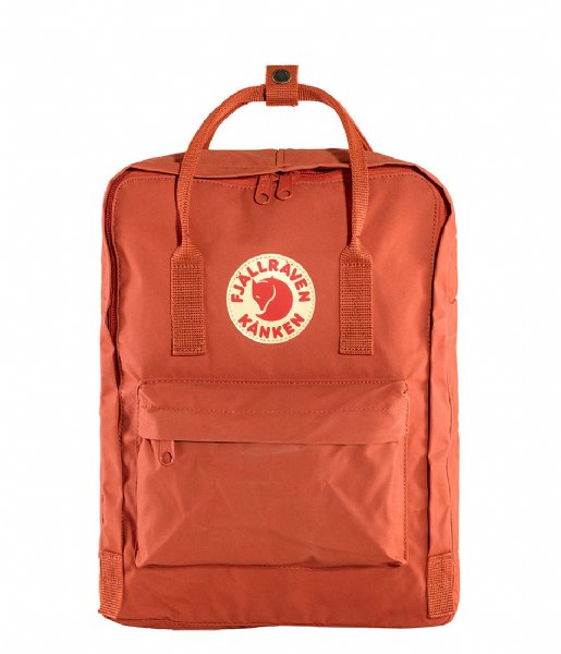 Fjallraven  Kanken rowan red (333)