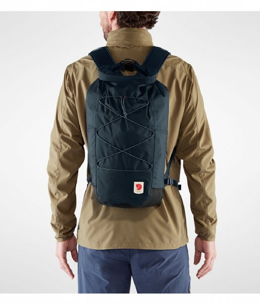 Fjallraven  High Coast Rolltop 26 navy (560)