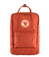 Fjallraven Kanken 17 inch Laptop rowan red (333)