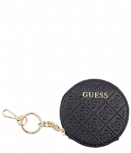 Love Guess Circle Hold All black Guess | The Little Green Bag