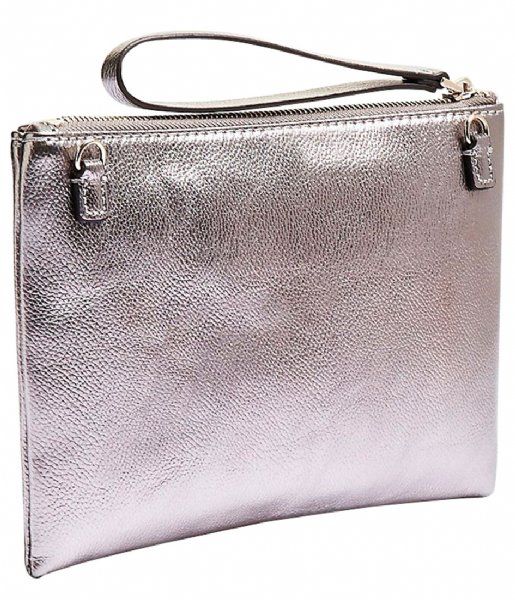 Guess  Lynda Crossbody Top Zip pewter