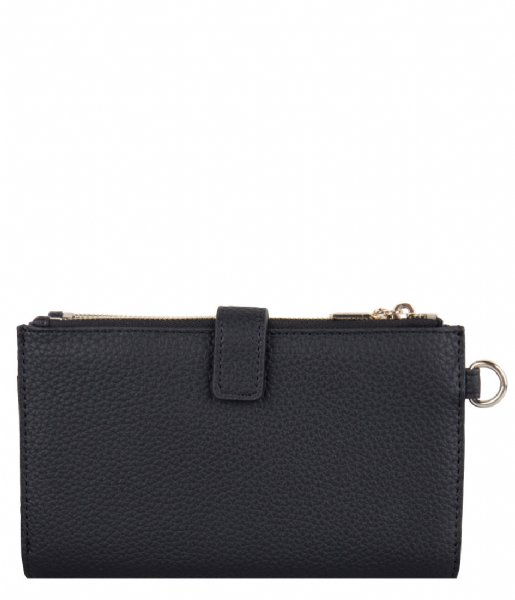 Uptown Chic SLG Double Zip Organizer black Guess | The