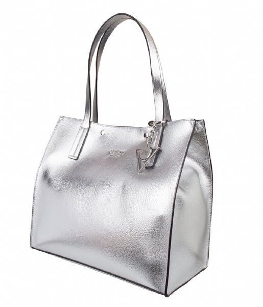 Kinley Carryall Silver Guess   The Little Green Bag