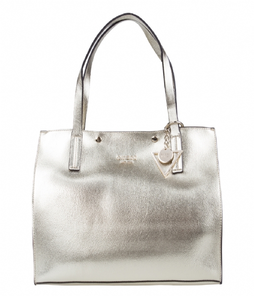 a7886ce95e0 Kinley Carryall gold Guess   The Little Green Bag