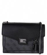 Guess Valy Convertible Xbody Flap Coal