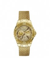 Guess Watch Limelight W0775L13 Goudkleurig