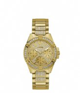 Guess Watch Lady Frontier W1156L2 Goudkleurig