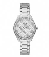 Guess Guess Watch Sugar Zilverkleurig