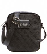Guess Dan Logo Mini Document Case black