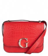 Guess Corily Convertible Xbody Flap Red