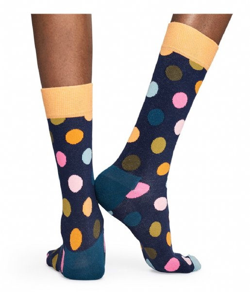 Happy Socks  Big Dot Socks multi (6006)