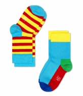 Happy Socks Kids Socks 2-Pack multi (063)
