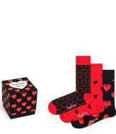 Happy Socks I Love You Gift Box i love you (4300)