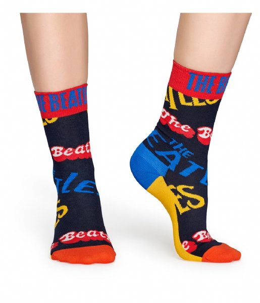 Happy Socks  Beatles In The Name Of Socks beatles in the name of socks (6502)