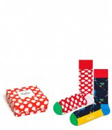 Happy Socks Christmas Gift Box christmas (4300)