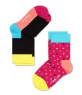 Happy Socks Kids Socks 2-Pack multi (037)